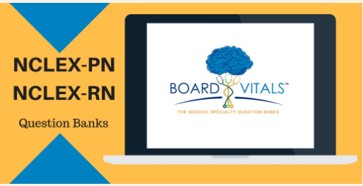 Board Vitals: NCLEX-PN, NCLEX-RN, Question Banks